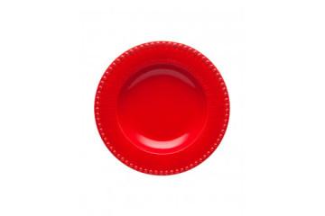 Saladeira Pasta 35 Vermelho