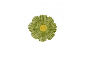 Prato 23 Cosmos verde/amarelo