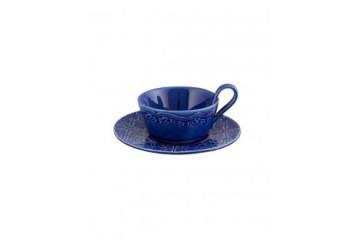 Chávena Chá c/ Pires Azul  Indigo