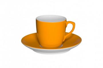 P. Chávena Café Laranja Claro