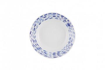 Prato Sopa Azul