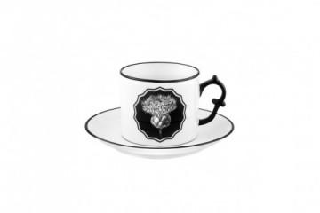 P Chávena Chá WHITE