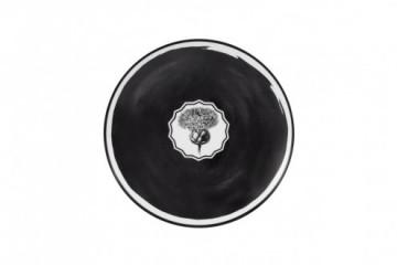 Prato Sobremesa BLACK