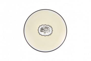 Prato Sobremesa YELLOW