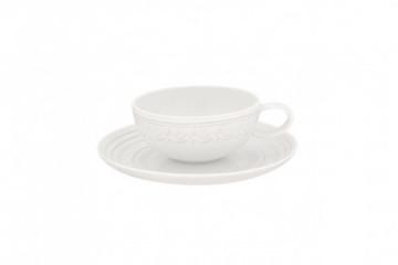 Conj. 6 P. Chávenas Chá