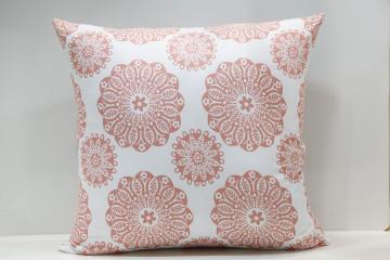 Almofada Flor Coral